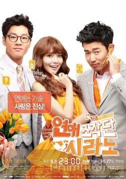 Phim Bộ Hàn Quốc Trung Tâm Mai Mối Cyrano